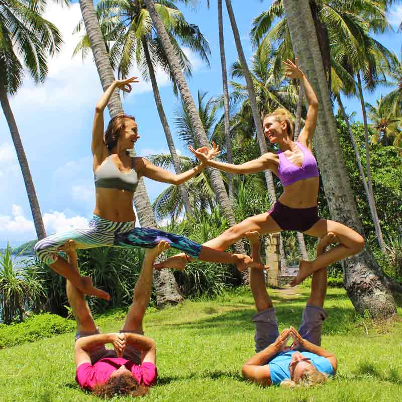 Acro Yoga Teacher Training