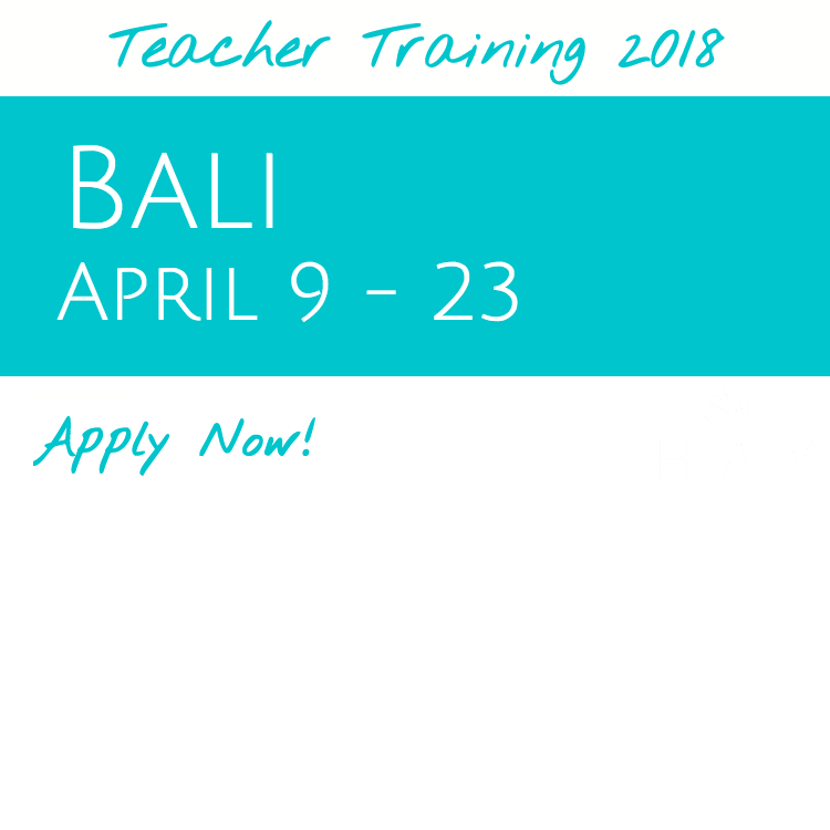 Acro Yoga Teacher Training Bali 2017